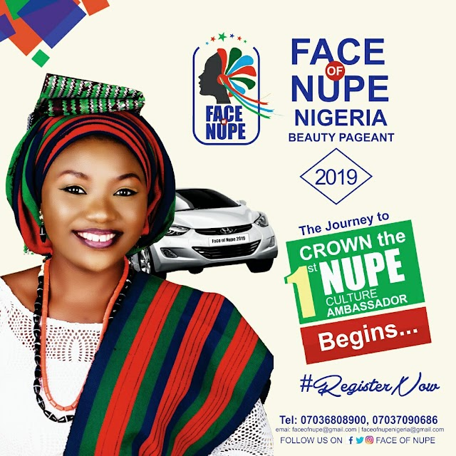 Face Of Nupe Nigeria Beauty Pageant