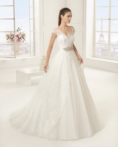 Imagenes de vestidos de novia sencillos pero bonitos