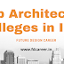 Top Architecture Colleges in India 2020-21| Architecture College list |  NATA 2021