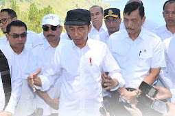 Jokowi Janji Sampaikan Nama Ibukota Baru di Kalimantan pada 17 Agustus 2019