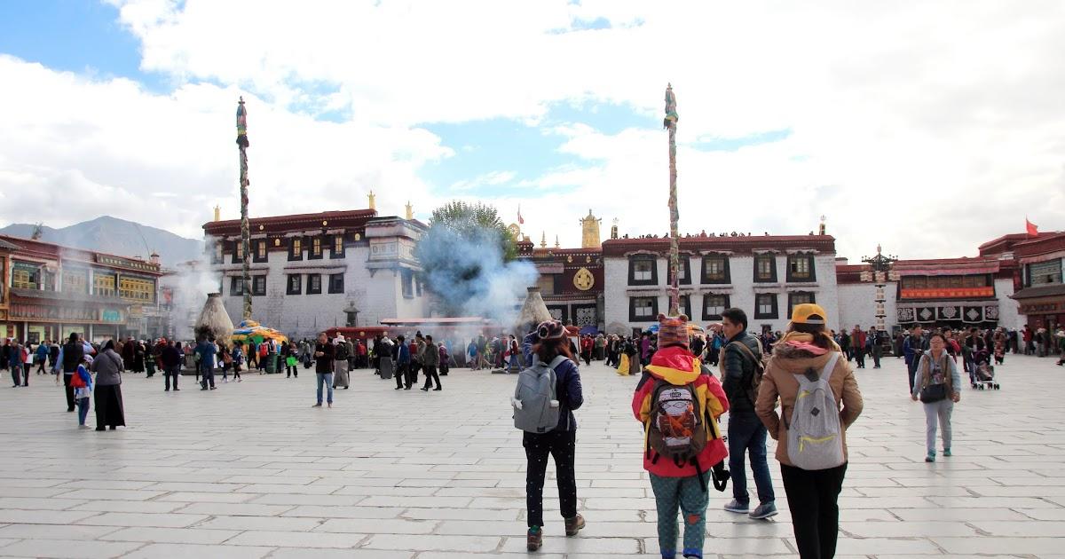 我眼中看到的世界。: 西藏 捌:大昭寺與八廓街。