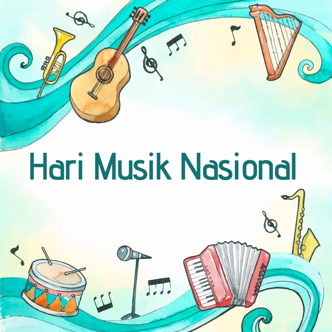 Gambar Ucapan Hari Musik Nasional 04
