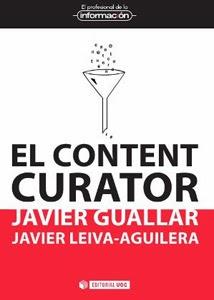 Portada del libro El Content Curator