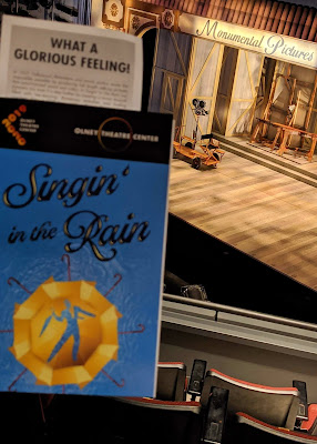 Singin' in the Rain Olney Theatre Center
