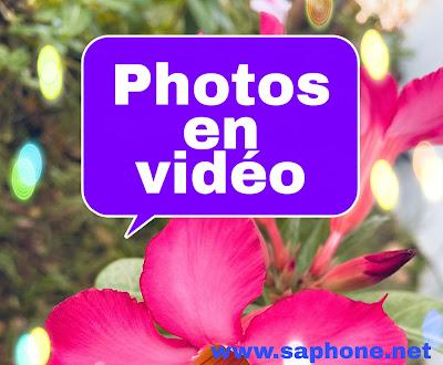 Télécharger un logiciel de conversion de photos en vidéo avec de la musique et des chansons