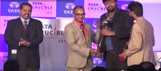 Tata Sons - Tata Crucible Corporate Quiz National Finals winners 2016