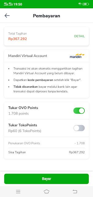 cara bayar tagihan tokopedia dengan aplikasi dana - root93