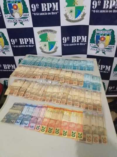 Durante final de semana, PM detém seis pessoas e apreende drogas e dinheiro na região Norte