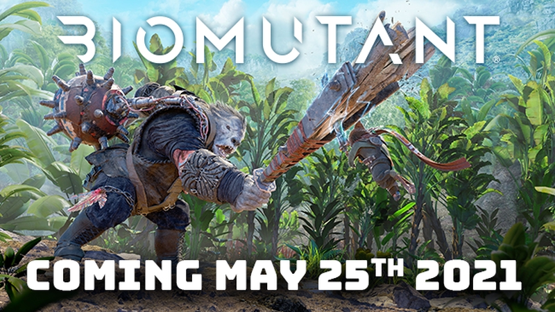 Biomutant will be released on May 25