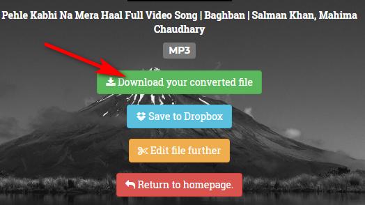 Youtube से mp3 song कैसे download करे