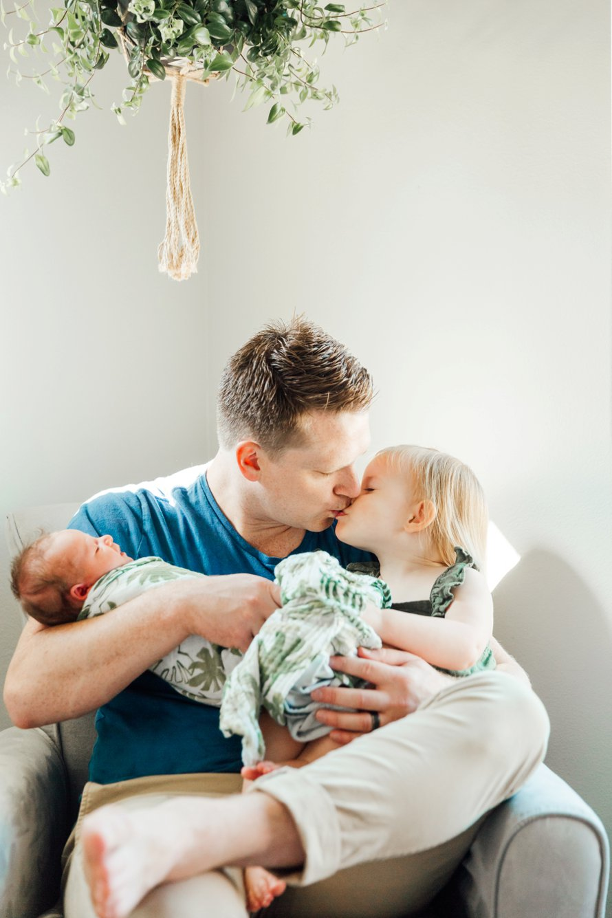 Newborn Lifestyle Photography-Bonney Lake Photographer-Something Minted and More Photography
