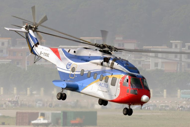 Avicopter AC313 Helicopter