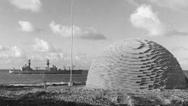 Operation Sailor Hat was the first non nuclear blast that was similar in size.