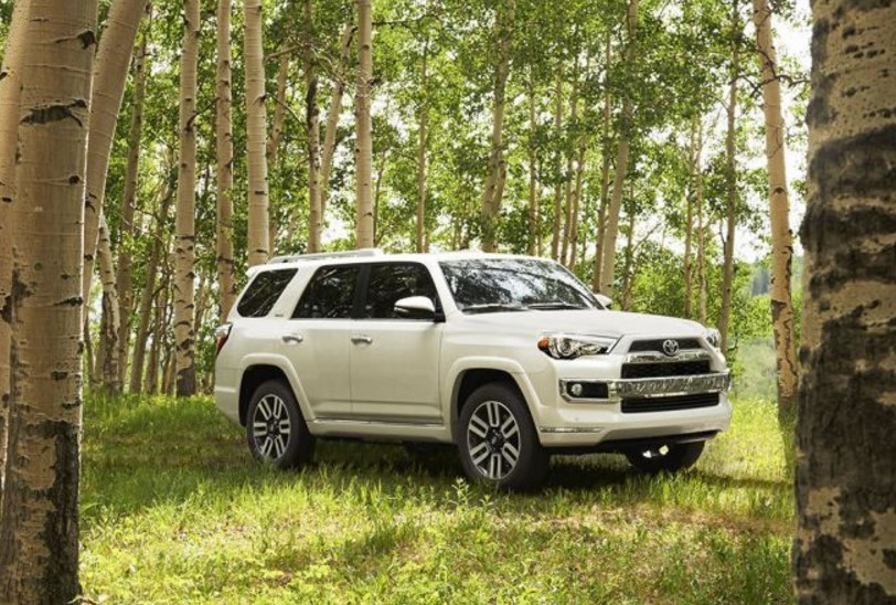 2018 toyota 4runner redesign and review. Black Bedroom Furniture Sets. Home Design Ideas