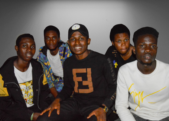 Meet the Newly signed band of Deestinct Music Company- The PMPX