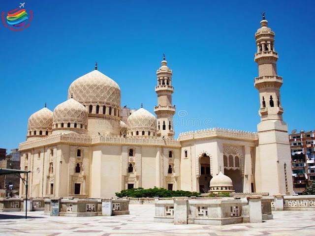 Al-Mursi Abu Al Abbas Mosque - Alexandria