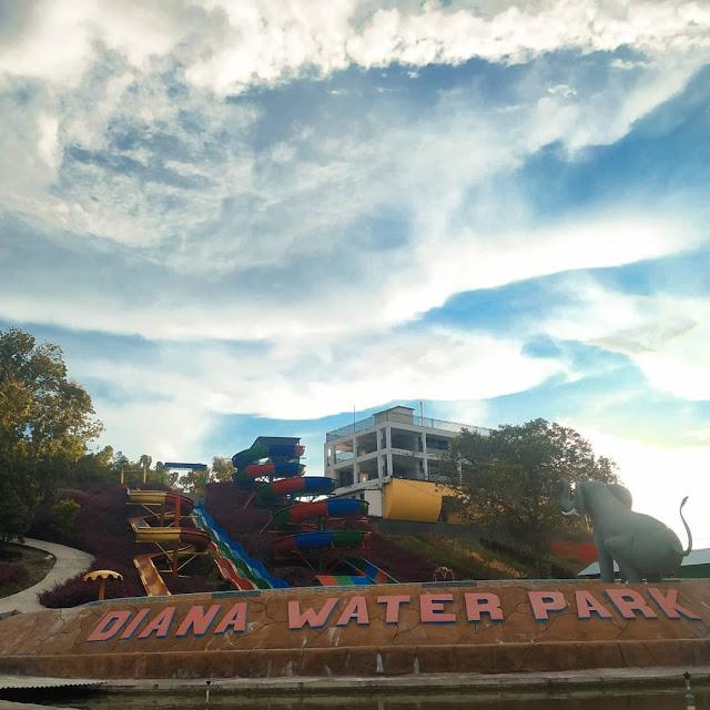 Diana Waterpark di Barru Sulawesi Selatan