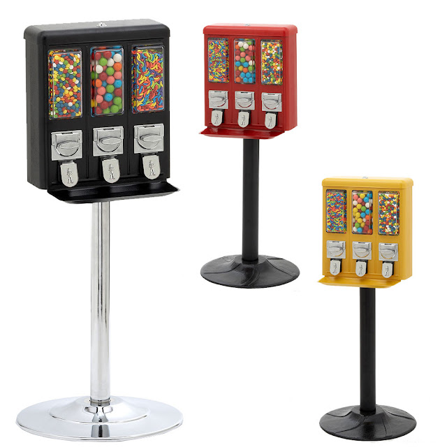 Low Investment Vending Machines Business Idea - Candy Vending Machines