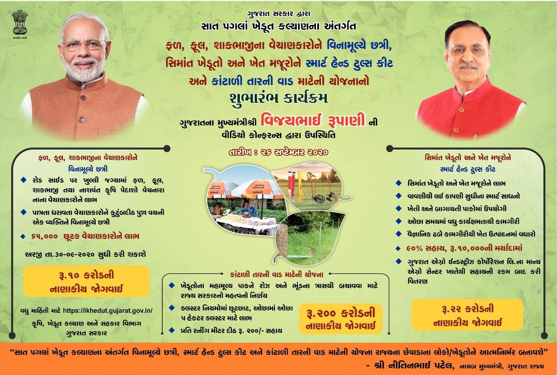 Gujarat Tar Fencing Scheme