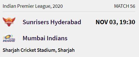 Mumbai Indians match 14 ipl 2020