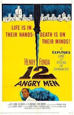 Sinopsis 12 Angry Men (1957)