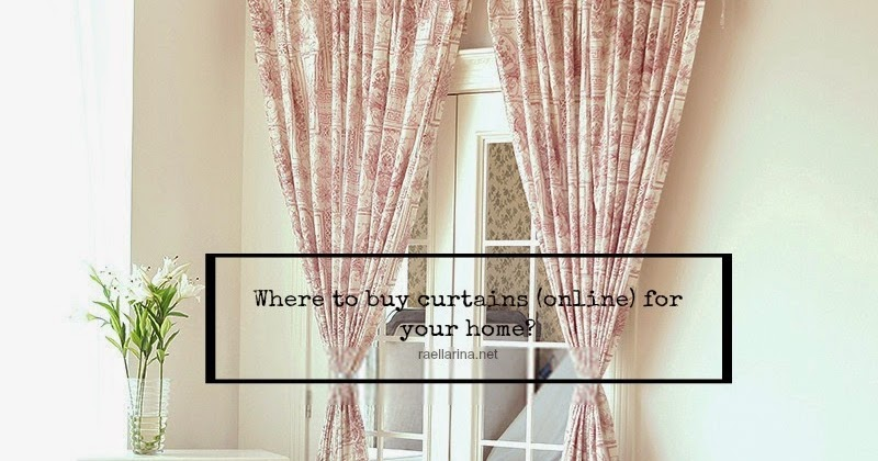 where to buy curtains Where to buy curtains for your home? | Raellarina   Philippines  where to buy curtains