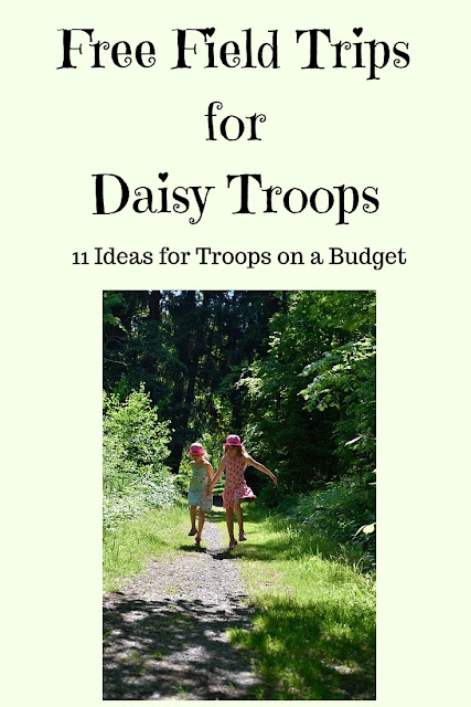 11 Free FIeld Trips for Your Daisy Troop