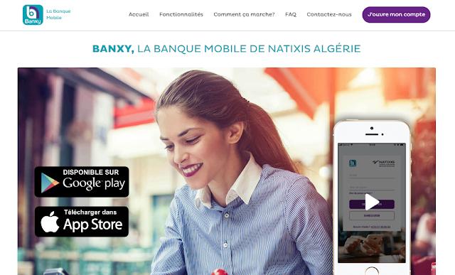 أطلق مؤخرا بنك Natixis Algérie تطبيق جديد