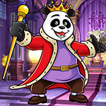 G4K Panda King Escape