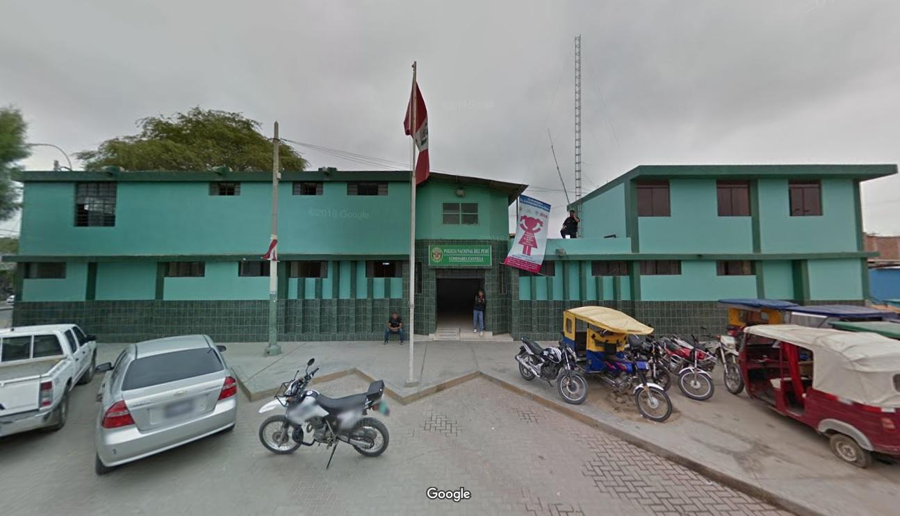 Comisaria PNP Castilla