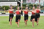 Sanggar Asal Sintang Ikut Lomba Tari Tradisional Tingkat Nasional