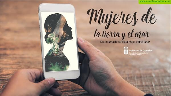 El Gobierno de Canarias reconoce el papel de la mujer en el mundo rural