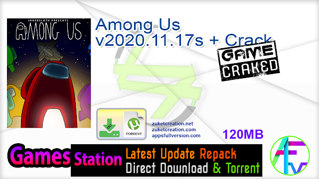 Among Us v2020.11.17s + Crack