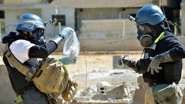 WikiLeaks rechaza informe que acusa a Siria de usar arma química