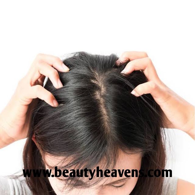 A great home remedy for dry hair.And hair problems.