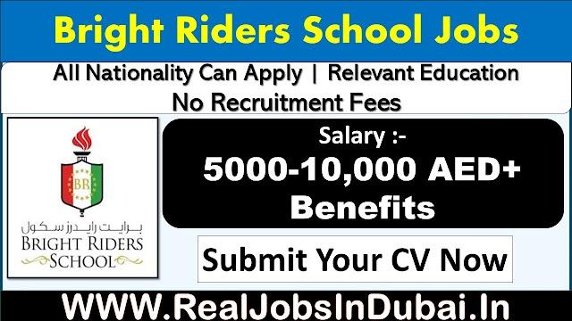 School Jobs In Abu Dhabi- UAE 2020