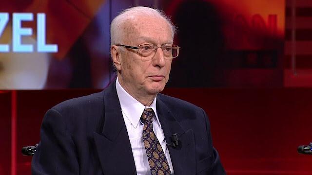 Emekli Diplomat, Eski Büyükelçi Uluç Özülker Kimdir? aslen nerelidir? eşi çocukları kim? kaç yaşında? biyografisi ve hayatı hakkında bilgiler..