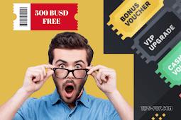 العملات الرقمية : طريقة الحصول على 500$ من عملة BUSD واستخدامها للحصول على الارباح