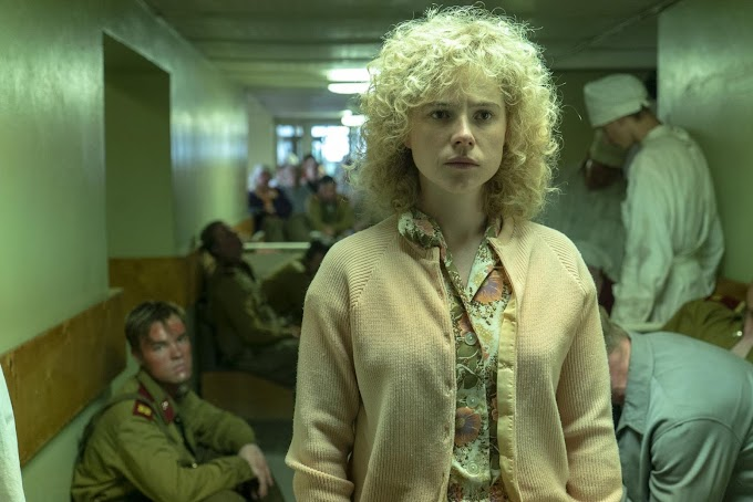 Chernóbil Series de HBO