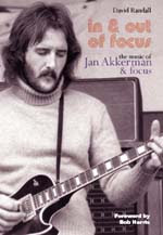 Jan Akkerman Book