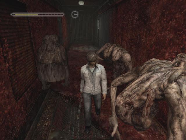 BRAYANROCKER: Silent Hill Gold Edition [Full Mega][1 Link