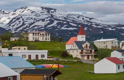 Résidence d'artistes dans le nord de l'Islande