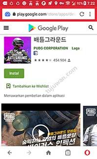 Cara Instal Pubg Korea Dan Update Pubg 0 14 0 Terbaru Tujuwan Com