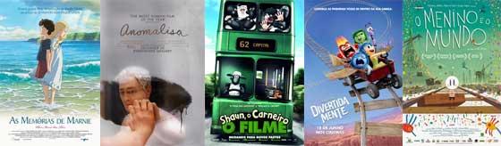 Melhor Longa em Animação - Oscar 2016