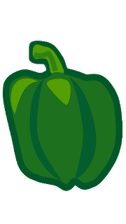 green chili pepper clipart