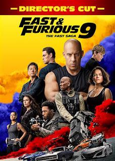 Fast & Furious 9 (Director's Cut)[2021][NTSC/DVDR-Custom HD]Ingles, Español Latino