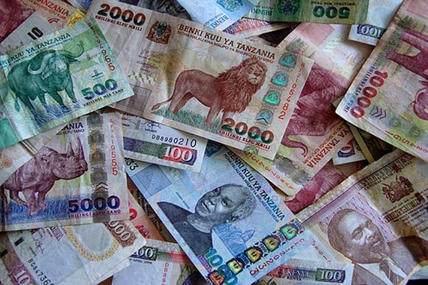 Tanzania Shilling Loses On Higher Dollar Demand
