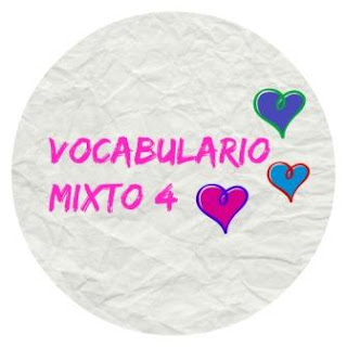 VOCABULARIO ELE mixto, 4
