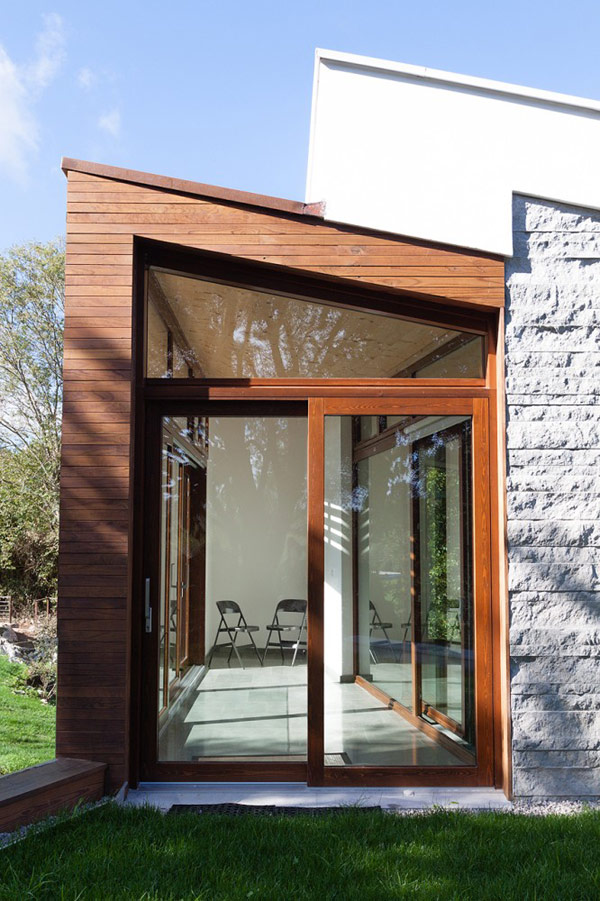 Hogares frescos residencia ecol gica en espa a inspirando for Casas modernas medianas