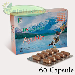 K-Ayurveda AyuRin Plus (60 Caps)